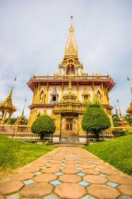 Первый в моей жизни буддистский храм оставил самые приятные впечатления