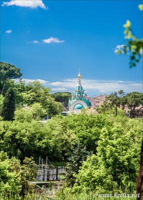 2. Храм Святой великомученицы Екатерины в Риме