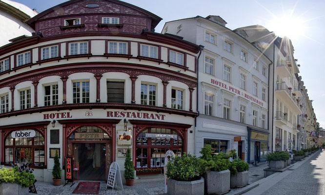 """""""Петр"""", отель и ресторан."""
