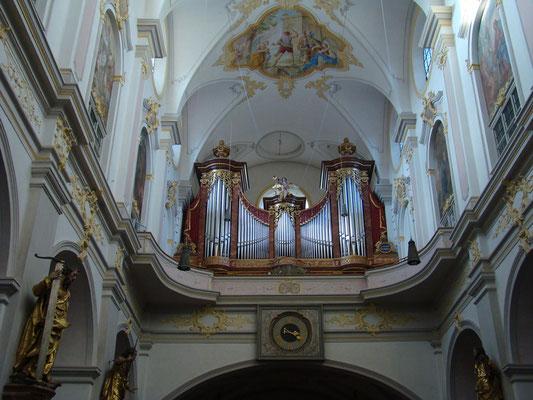 Санкт-Петерс кирхе, фотка с первого визита