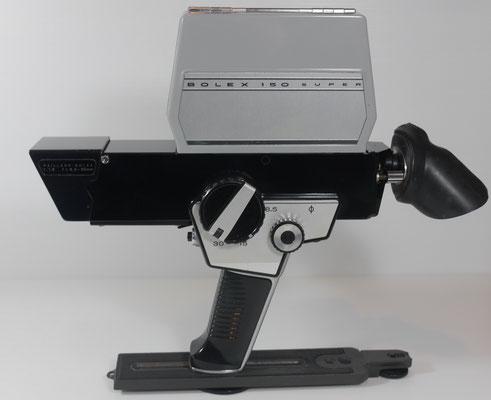 04A - BOLEX PAILLARD 150 SUPER 8