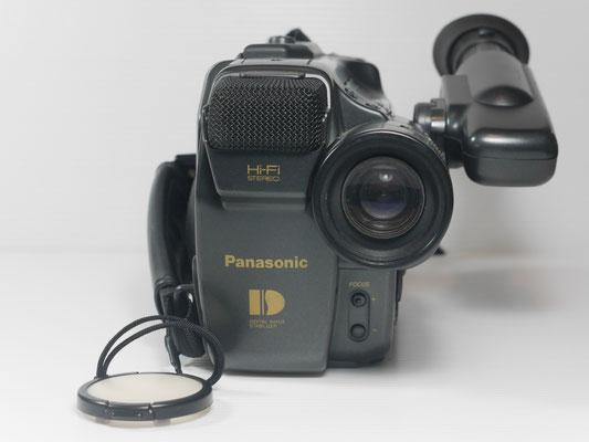 07B - PANASONIC NV-S7 VHS-C SONORO