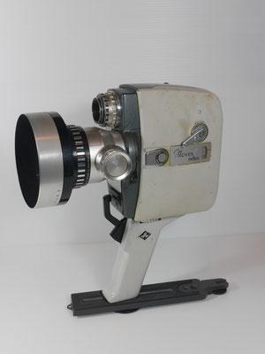 01A - AGFA MOVEX REFLEX 8 mm - Ottiche intercambiabili - Caricatori automatici