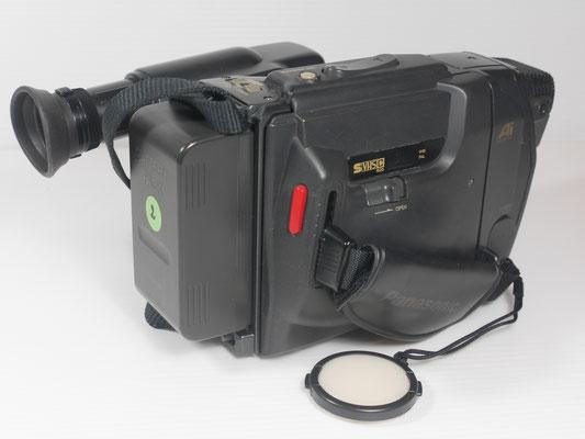 07C - PANASONIC NV-S7 VHS-C SONORO