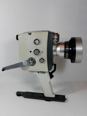 01B - AGFA MOVEX REFLEX 8 mm - Ottiche intercambiabili - Caricatori automatici