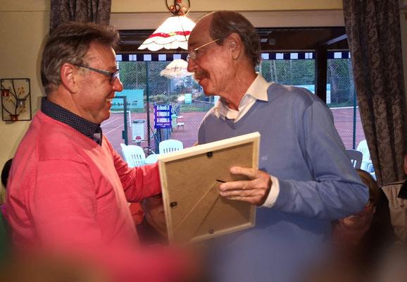 Horst Bellingrodt li Besondere Ehrung für mehr als 50jährige Mitgliedschaft