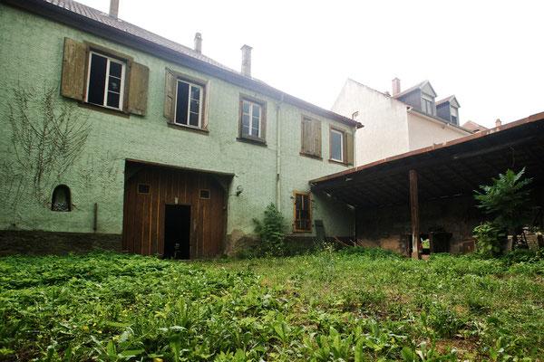 Das Haus (Rückansicht)