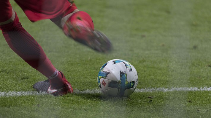 Fußball, 1. Bundesliga SGE - RBL