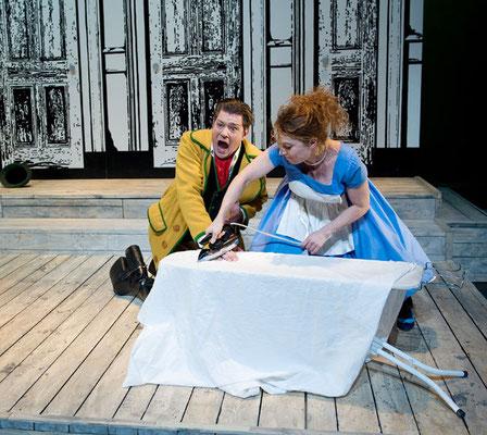 Martinu's 'Mirandolina' with Opera Trionfo, copyright Jurjen Stekelenburg
