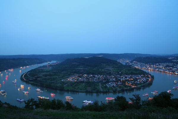 Rhein in Flammen, Boppard