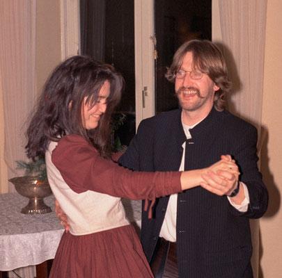 ein Tänzchen