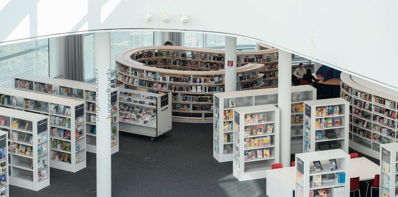 Koblenz, Forum Mittelrhein, Architekturbüro Benthem Crouwe