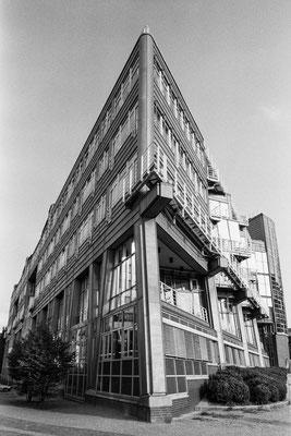 Hamburg, Verlagshaus Gruner+Jahr, Architekten Steidle & Partner und Kiessler & Partner