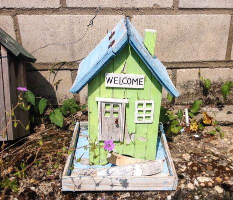 Köln, freistehendes Haus mit Garten