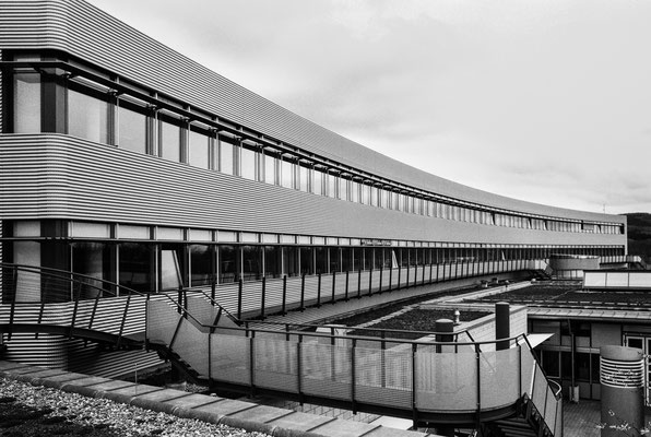 Koblenz, Fachhochschule, Architekt Eichler