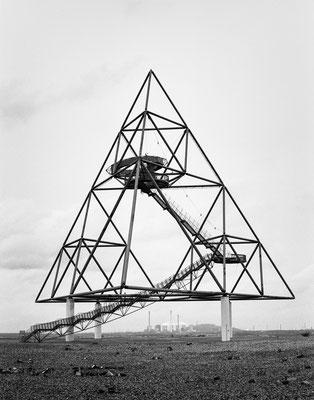 Tetraeder in Bottrop, Architekt: Wolfgang Christ