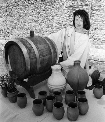 Weinkönigin in Boppard