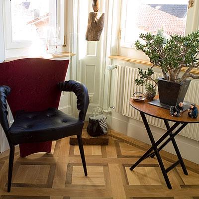 Wohnung in Kilchberg 2010 - Sanierung alter Böden