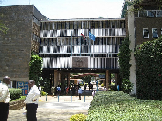 L'Università di Naiorbi