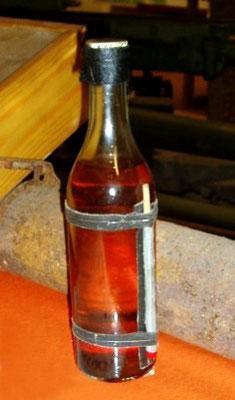 """Chang'aa in """"bottiglia"""""""