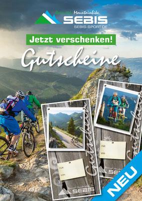 SEBIS Poster Gutscheine