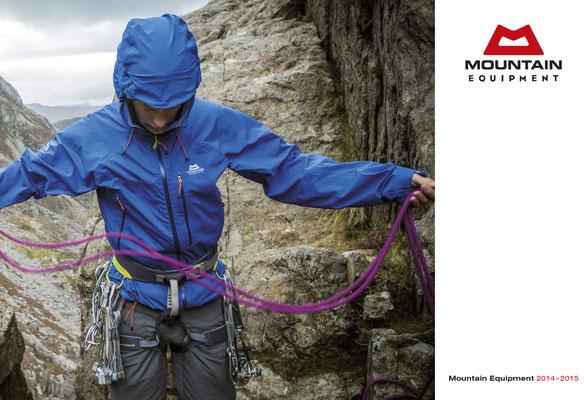 Mountain Equipment Katalog 2014-15