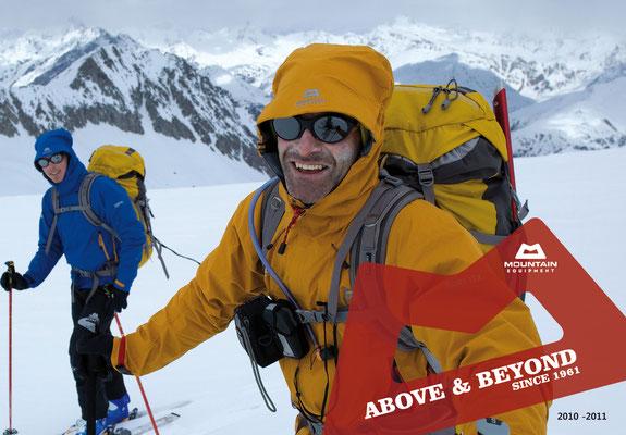Mountain Equipment Katalog 2010-11