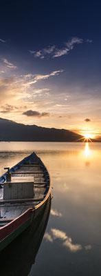 GL02 Boot mit Sonne