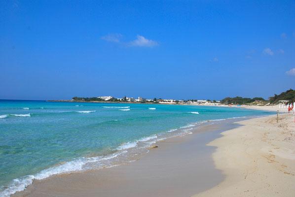 Punta Prosciutto Beach - in 16 km