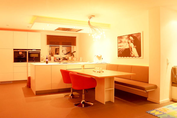 Sitzbank, Küchen Ess-Kombi