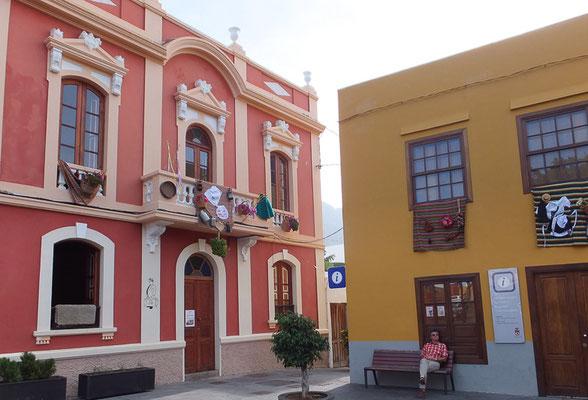 Buenavista Del Norte Mite Carnaval Deko