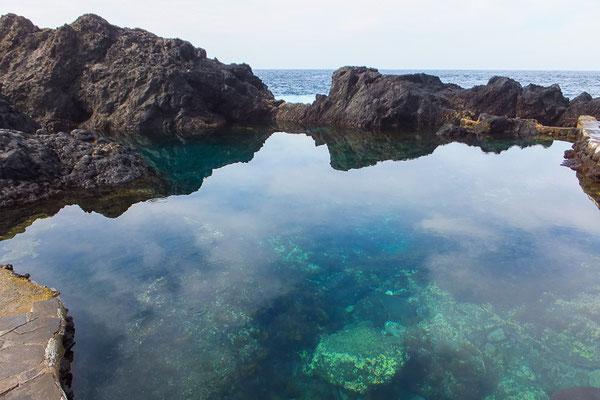 Naturwasserbecken Garachico