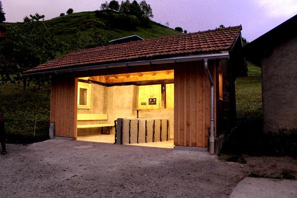 Projekt Brunnen/ LA FONTAUNA