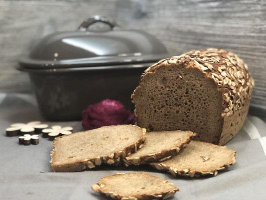 Brot aufgecshnitten