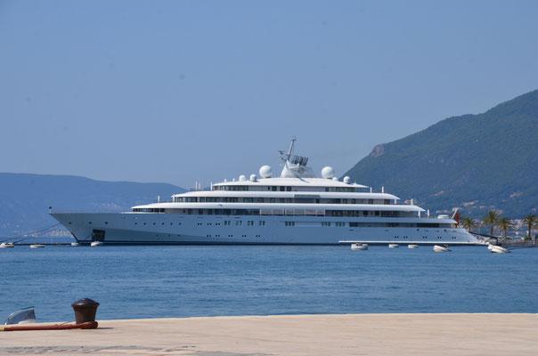 Saudi Yacht