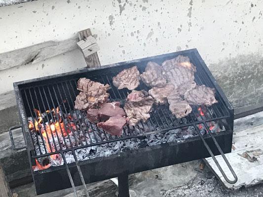 BBQ inclusive