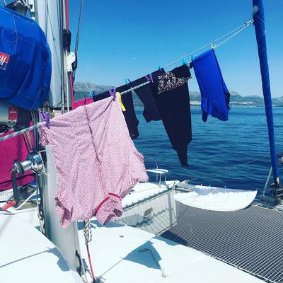 daily boat life