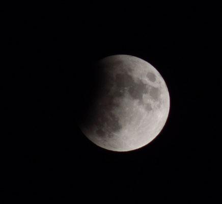 Mondfinsternis / lunar eclipse