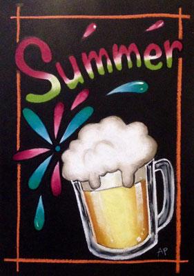 サマービール