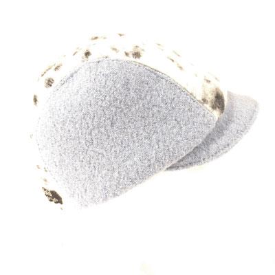 Schirmmütze - Wolle - 170.-