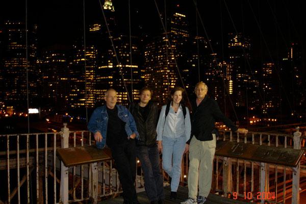 New York, 2004
