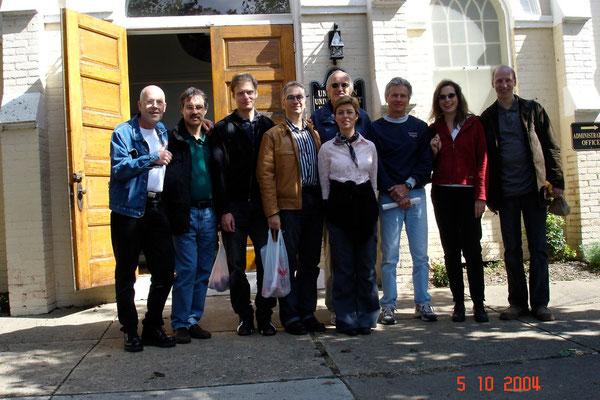 Fredericksburg, 2004
