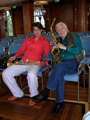 Matthias Schriefl, Charlie Mariano, BÜHLER HÖHE, 2006