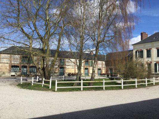 Ferme relais de la Baie de somme-hébergement-gîte de groupe-centre équestre chevaux Henson-mer-campagne-le Crotoy-Saint Valéry sur Somme-balades cheval-