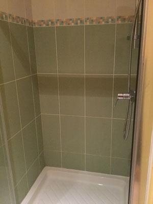 douche chambre 4 Ferme Relais de la Baie de Somme gîtes de groupe baie de somme