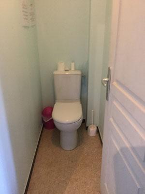 Toilette chambre 4  Ferme Relais de la Baie de Somme gîtes de groupe baie de somme