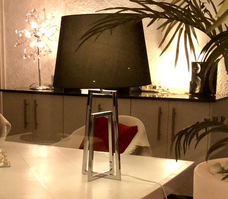 Tischlampe Wintergarten