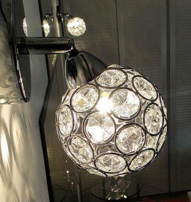 Wandlampen im Schlafzimmer