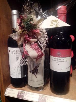 Wein ein Geschenk