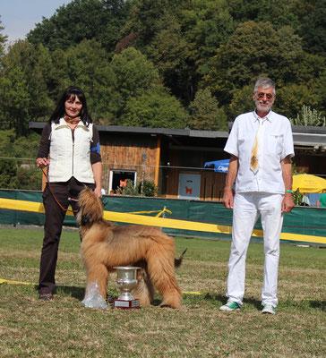 V1 Landesjugendsieger Baden-Württenberg und Jahresjugendsiegerin 2015 DWZRV